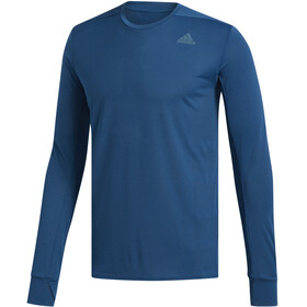 adidas Supernova Running Shirt longsleeve Men blue